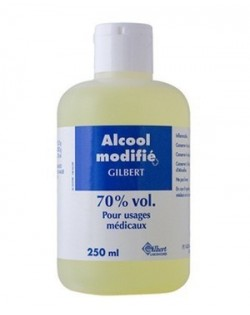 ALCOOL MODIFIE 70°