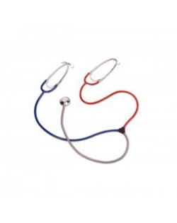 Stethoscope double formation